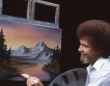 چگونه از یک نقاشی عکس بگیریم؟