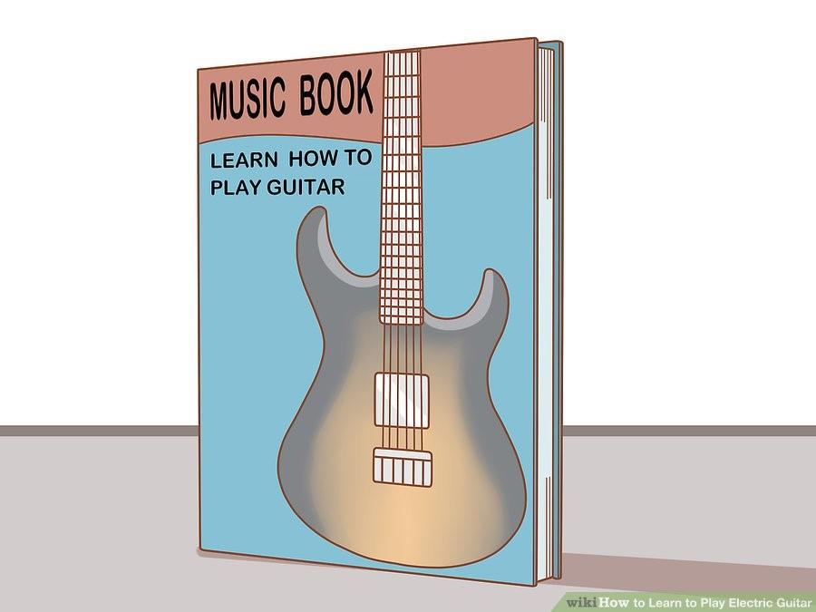 نحوه یادگیری گیتار الکتریک