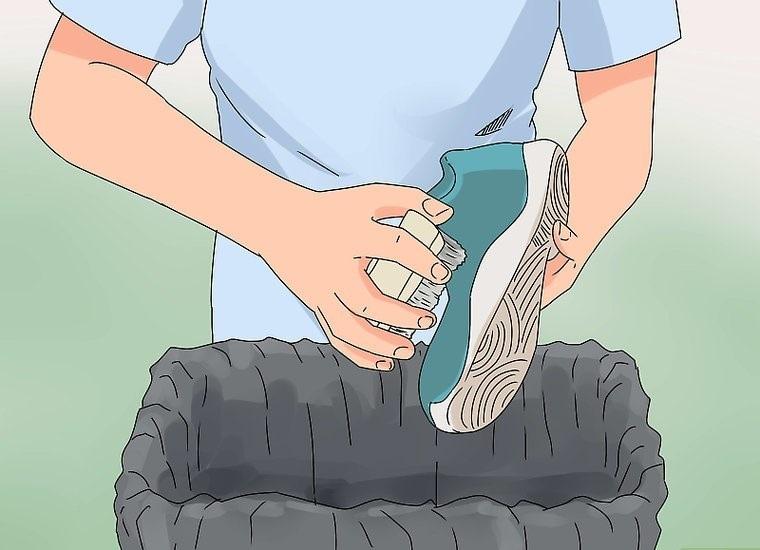 چگونه کفش ورزشی خود را تمیز کنیم