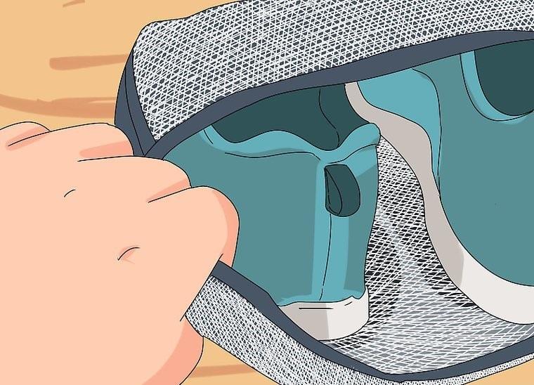 چگونه کفش ورزشی خود را تمیز کنیم ۲