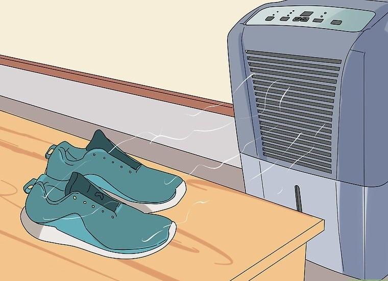 چگونه کفش ورزشی خود را تمیز کنیم ۳