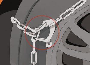 زنجیر چرخ