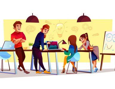 فضای-کاری-مشترک-بعنوان-مکان-موفقیت