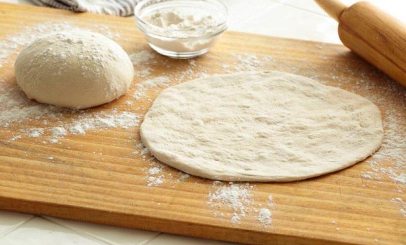 چطور خمیر پیتزا درست کنم