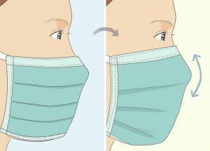 چطور از ماسک پزشکی استفاده کنم
