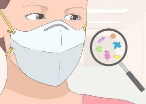 چطور از ماسک پزشکی استفاده کنیم
