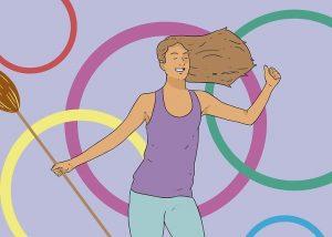 ورزش در خانه