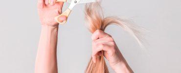 کوتاه کردن مو در خانه