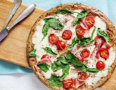 چطور پیتزا درست کنیم