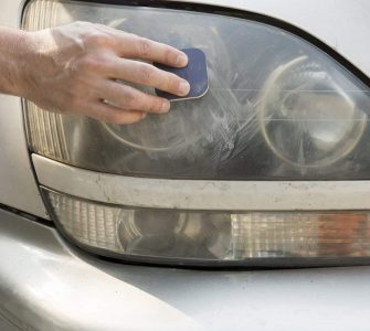 چگونه چراغ ماشین را براق کنیم