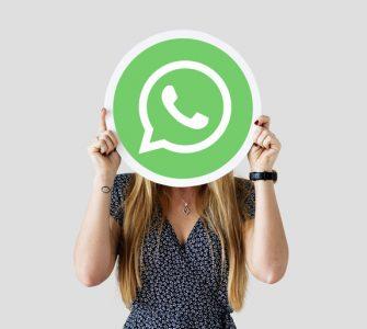 چگونه برای واتساپ رمز بگذاریم